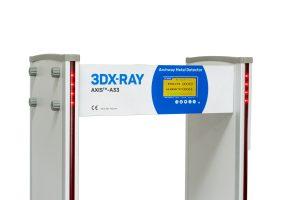 Archway walk-through metal detectors