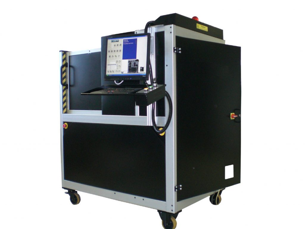 Industrial X-Ray for  in-line or off-line inspection, analysis and quality control