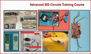 IED Explosives training