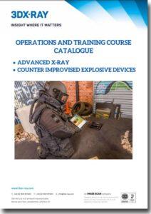Training course catalogue
